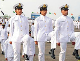 Join as Naval Civilian