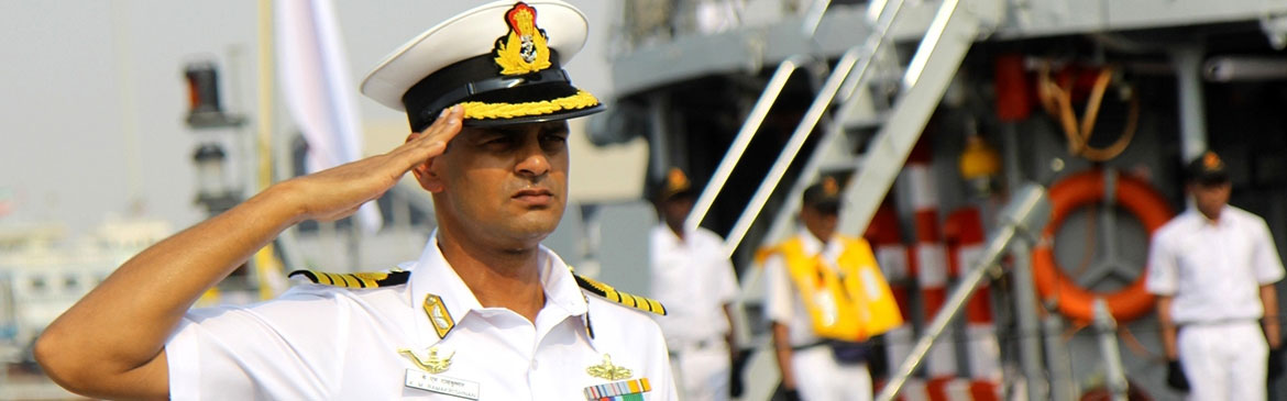 The Indian Navy