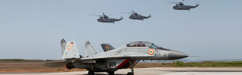 भारतीय नौसेना - संगठन और बेस